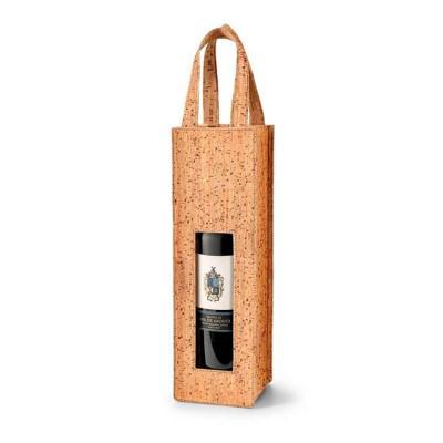 Brindara Brindes - Sacola para 1 garrafa