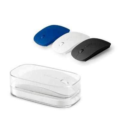 Brindara Brindes - Mouse Wireless Personalizado