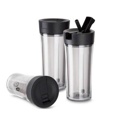 Brindara Brindes - Copo Plástico com Tampa 550