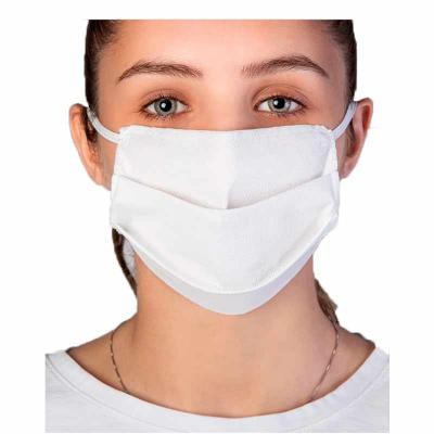 Brindara Brindes - Máscara Facial c/ 3 camadas