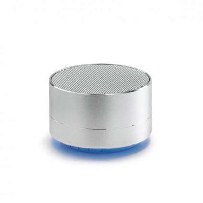 Rio de Janeiro Brindes - Caixa de som bluetooth com microfone