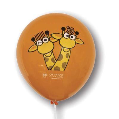 "Print Balloon - Balões Personalizados - Bexigas Personalizadas - Tamanho 9"""