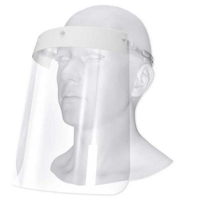 Rio4Pack Brindes - Máscara PETG de proteção facial, sua utilização evita o contato com gotículas, salivas e fluídos nasais que possam atingir a face. Contém: visor PETG...