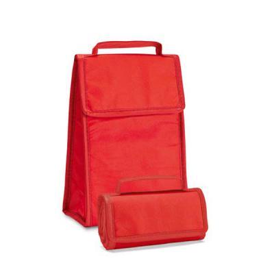 Digital Brinde - Bolsa térmica dobrável. Non-woven: 80 g/m². Fecha com velcro. Fornecida desdobrada. Capacidade até 3 litros. Food grade. Dobrada: 170 x 95 x 40 mm | A...