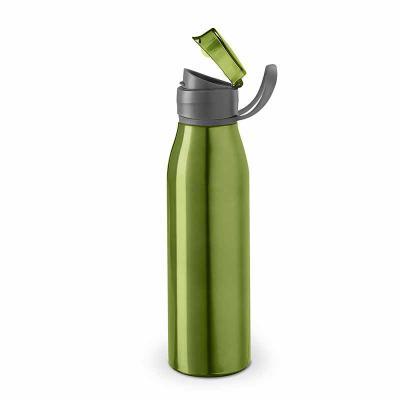 Digital Brinde - Squeeze. Alumínio e AS. Capacidade até 650 ml.