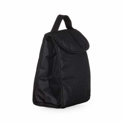 Yama Brindes Corporativos - Bolsa térmica 4,2 litros com alça de mão, material externo de nylon. Acompanha plaquinha para personalização.  Medidas aproximadas para gravação (CxL)...