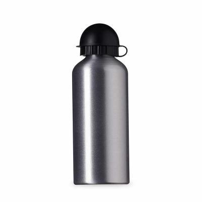 Yama Brindes Corporativos - Squeeze de inox 600ml, tampa de bico rosqueável(não é térmico). Modelo prata sublimático, inox não!  Medidas aproximadas para gravação (CxL):  14,5 cm...