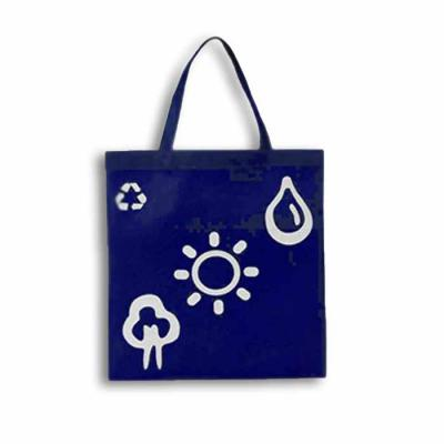 São José Confecções - Ecobag confeccionada em brim (100% algodão), alças feitas do mesmo material da sacola e logo feito em silkscreen.