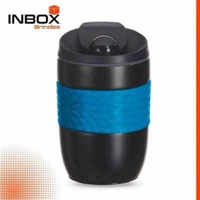 Inbox Brindes - Caneca em Aço Inox