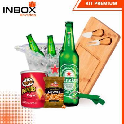 Inbox Brindes - Kit Cervejeiro Inbox
