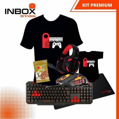Inbox Brindes - Kit Gamer Inbox