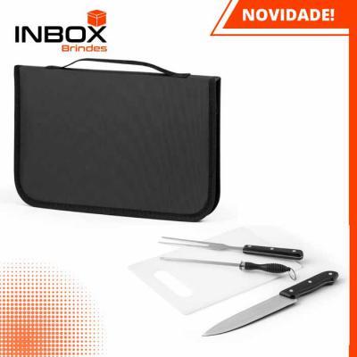 Inbox Brindes - Kit churrasco RAVIOLI