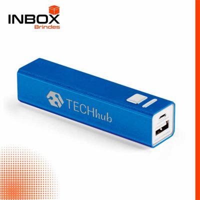 Inbox Brindes - Bateria portátil LEO 2.6