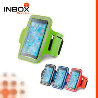 Inbox Brindes - Braçadeira para celular