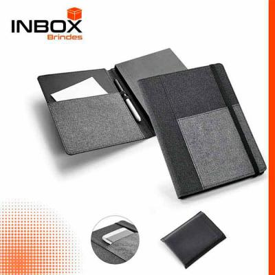 Inbox Brindes - Capa com caderno - PESSOA