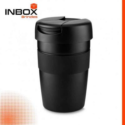 Inbox Brindes - Caneca em Inox Parede Dupla