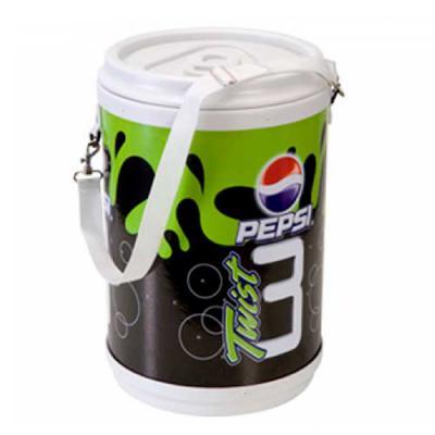 Inbox Brindes - Cooler em PP com parede dupla e isolamento térmico (50 latas).