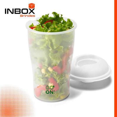 Inbox Brindes - Copo para salada TURMERIC