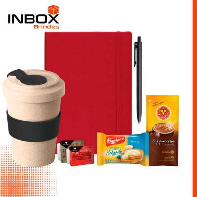 Inbox Brindes - Kit Café Inbox
