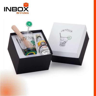 Inbox Brindes - Kit Caipirinha