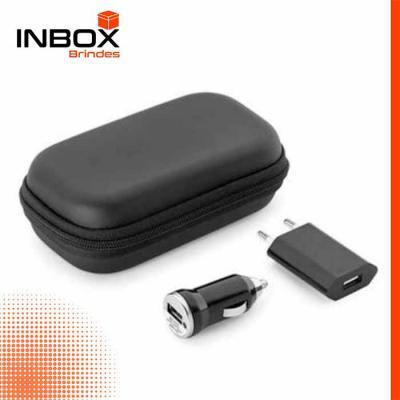 Inbox Brindes - Kit adaptadores USB
