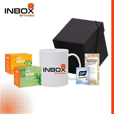 Inbox Brindes - Kit Chá Inbox