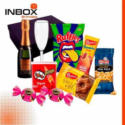 Inbox Brindes - KiI Comemoração Inbox