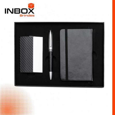 Inbox Brindes - Kit Executivo