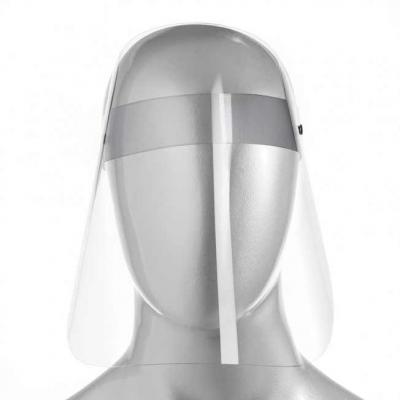 Inbox Brindes - Máscara PET de proteção facial, sua utilização evita o contato com gotículas, salivas e fluídos nasais que possam atingir a face. A testeira possui no...