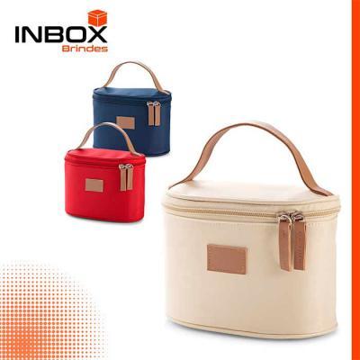 Inbox Brindes - Bolsa de cosméticos CROWE - Necessarie