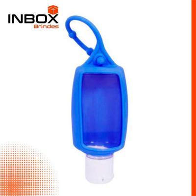 Inbox Brindes - Chaveiro Álcool em Gel com Frasco 40 ml personalizado