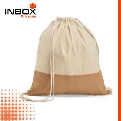 Inbox Brindes - Sacola Tipo Mochila