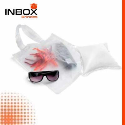 Inbox Brindes - Sacola Almofada Inflável
