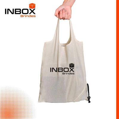 Inbox Brindes - Sacola Dobrável