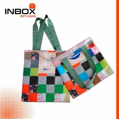 Inbox Brindes - Sacola confeccionada em Tactel
