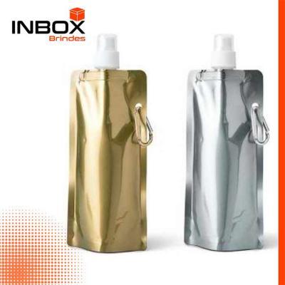 Inbox Brindes - Squeeze Dobrável
