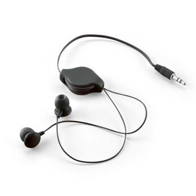 """More Gifts - Fone de ouvido sem fio intra-auricular modelo """"Earbud"""".  Possui estojo de recarga com capacidade de 280mAh. Material: ABS """"Bluetooth"""" Versão: 5.0 Inpu..."""