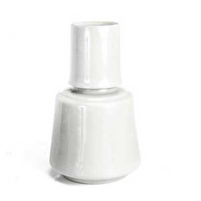Brand Brindes Produtos Personalizados - Moringa de Porcelana com copo 750 ml  ALTURA: 19 CM DIÂMETRO DA BOCA: 11 CM MATERIAL: PORCELANA COPO: 120ML