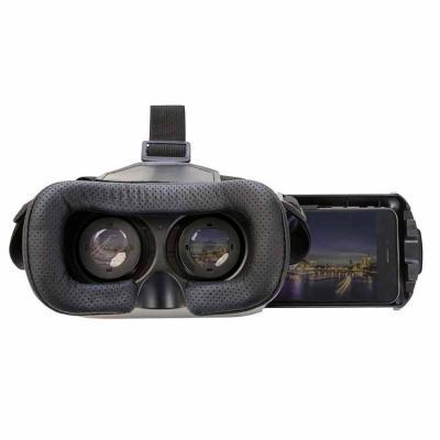 Crie Brindes Criativos - Óculos de visão 360º para celular. Material plástico resistente, possui: suporte acolchoado para um melhor conforto no rosto, elástico para fixação na...