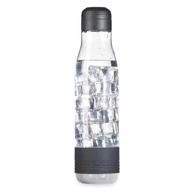 """Harmoniza Brindes - Garrafa em TRITAN, com 720ml de capacidade em tritan, tampa de rosquear, """"Speaker Bluetooth"""" e Luzes que mudam de cor.  Material: Tritan e ABS  Capaci..."""