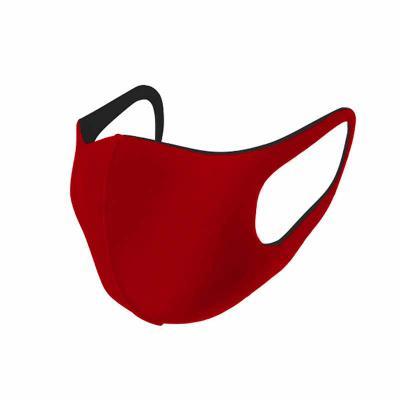 Atlas Brindes - Máscara anatômica reutilizável, produzida em duas camadas de poliéster e uma camada filtrante em material esponjoso de poliuretano de 3mm.   Altura :...