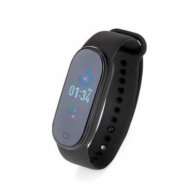 Envolve Promocional - Smartwatch com pulseira emborrachada.