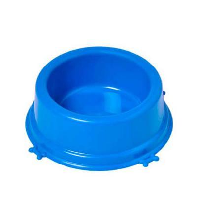 Envolve Promocional - Comedouro para cães personalizado Capacidade: 350 ml Cores: azul, vermelho, verde e amarelo Comercialização: o produto é vendido em cores sortidas Tip...