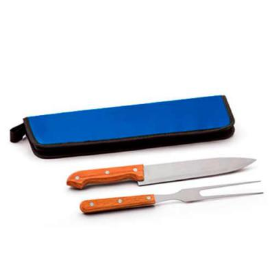 Envolve Promocional - Kit churrasco personalizado Estojo: 350 x 130 x 20 mm Tipo de gravação: silkscreen  Kit churrasco personalizado, composto por estojo de Nylon mais um...