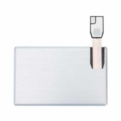 LV Brindes - Pen Card 4GB Alumínio