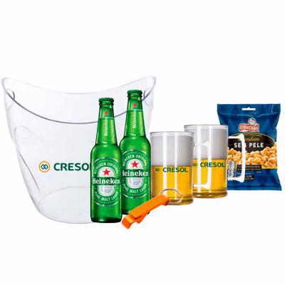QMais Brindes - Kit bar