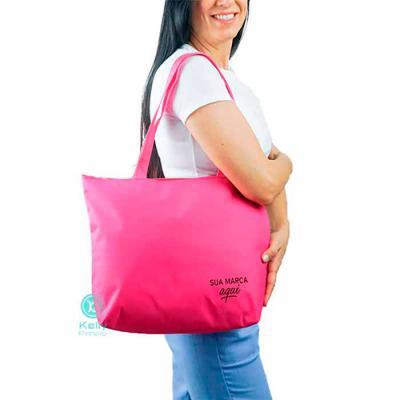 kelly-pinheiro - Sacola Algodão pink