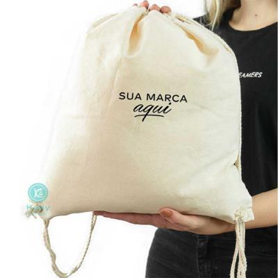 Kelly Pinheiro Brindes - Saco Mochila Personalizado