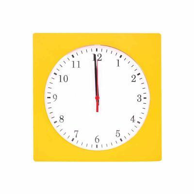 Célo Brindes - Relógio de Parede VÊNUS CB 719 Imagem Amarelo