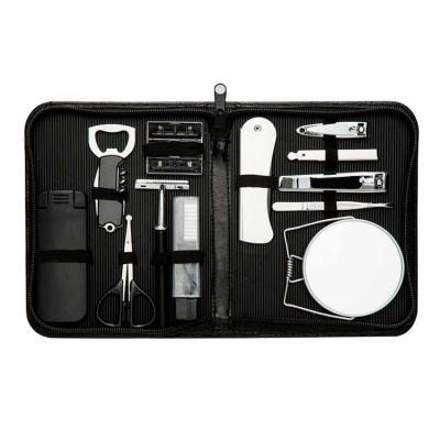 Célo Brindes - Kit Manicure 12 Peças Masculino CB S124 (2)